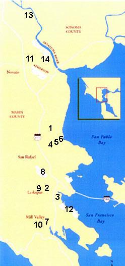 MAS Restoration map