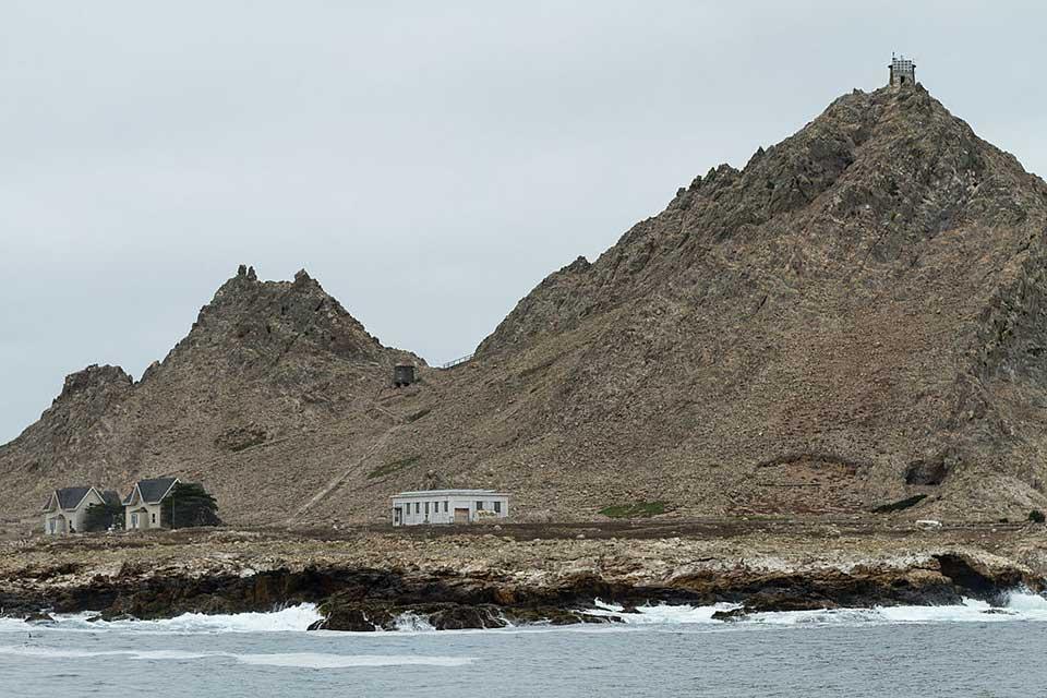 South Farallon Island - Photo by Frank Schulenburg CCA 4.0